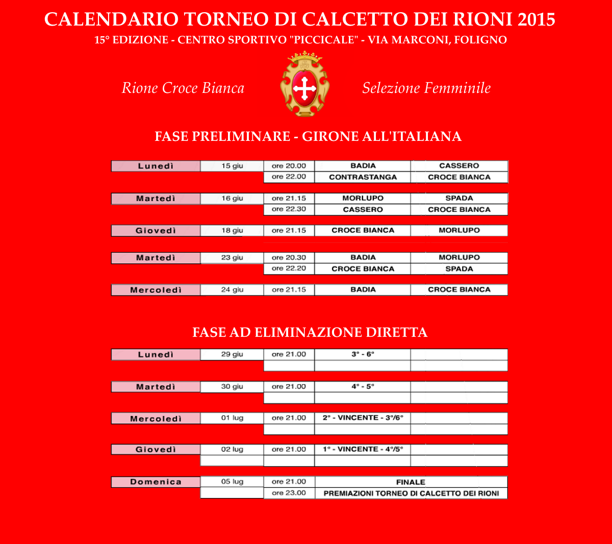 CalendarioFemminileTorneoCalcettoRioni2015